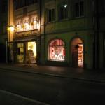 Strassenansicht, Nacht 01